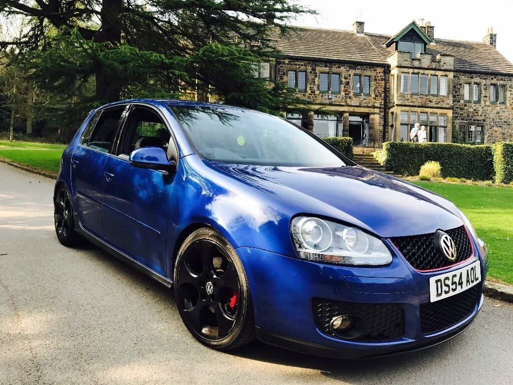 2005 volkswagen golf gti r32 volkswagen golf r gti edition 30 mk5 in sheffield south. Black Bedroom Furniture Sets. Home Design Ideas