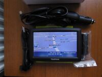 Tom Tom xxl sat nav boxed with hard case