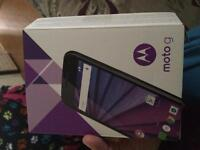 Brand new Moto G - must transfer contract