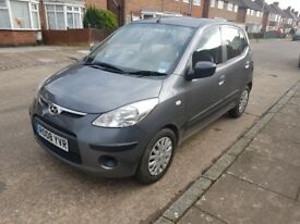 Hyundai i10, 1.1cc, 5dr, 59000mi, 2 KEYS, Good runner