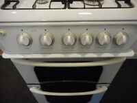 HOTPOINT/CANNON DOUBLE CAVITY ALL GAS COOKER