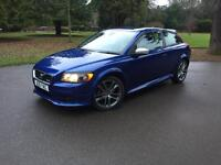 Volvo C30 2.4 D5 Sport Auto Blue Huge Spec