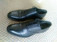 Handicraft handmade leather formal casual smart Oxford shoes paid 90 euros