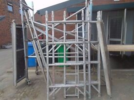 youngman boss tower scaffold