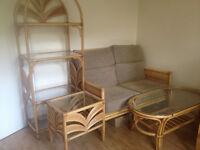 bamboo set of furniture