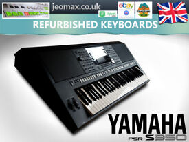Yamaha PSR-S950 + Expansion pack + stand + notes rest :: WARRANTY :: see video