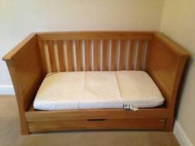 Mamas & Papas Oak Nursery Furniture