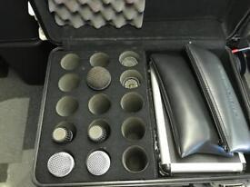 Gator microphone case
