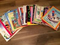 39x Primary School 'Big Books'