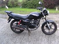 Sinnis Max 2 (needs new speedo cable) Mot till November