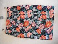 BRAND NEW Oasis Ladies Floral Skirt