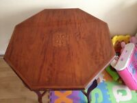 Lovely vintage wine table