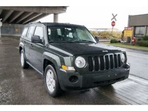 2010 Jeep Patriot Sport Leather Alloys Automatic Priced To Sell