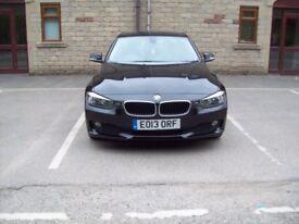 BMW 320D EFFICIENT DYNAMICS (2013)