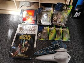 Small Childhood Star Wars Collection
