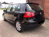 Volkswagen Golf 2.0 TDI GT 5dr - 2006, 2 Lady Owners, Full History - 10 Stamps, MOT April 2018,£2695