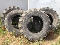 Old Tractor Tyres (for playground or fitness use) Not Road Legal!