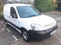 57 REG CITROEN BERLINGO 1.6 HDI SPARES OR REPAIRS STARTS AND DRIVES NOT COMBO CADDY CONNECT PARTNER