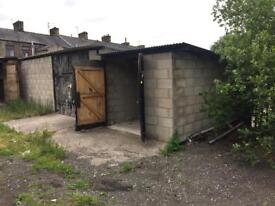 Garage unit to rent in Great Harwood