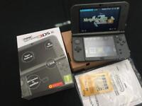 =New= Nintendo 3DS XL (BOXED) + FREE Nintendo Power Battery Charger