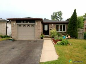 $575,000 - Raised Bungalow for sale in Barrie