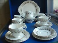 Royal Standard 20pc Tea Set