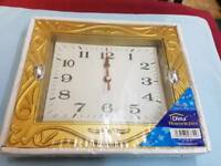 Wall clock new with box