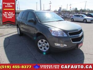 2011 Chevrolet Traverse LS | 8PASS