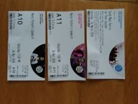 2 x Spamalot Tickets and car park - Cardiff WMC 24th March 7pm