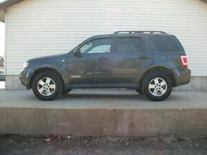 2008 Ford Escape XLT 4X4 AUTO