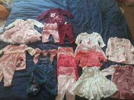 0-3 month old cloths