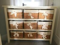 9 drawer Cotswold Company storage unit
