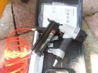 SEALEY SA791 AIR NAIL GUN 15MM-50MM CAPACITY