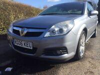 2006 Vauxhall vectra year's mot 1.8 One owner full history