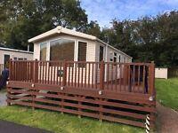 Holiday Home Tenby Swift Moselle 37x12 2Bedroom Static Caravan Beautiful Site in Wales DG&CH Modern