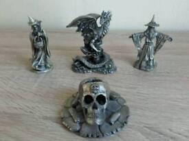 Wizardry ornaments