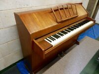 Eavestaff 'Mini Royal' small modern piano.