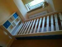 Single bed + New Mattress