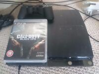 Playstation 3 with controller 250gb ps3