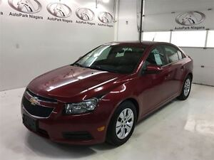 2013 Chevrolet Cruze LT Turbo/ BLUETOOTH/ KEYLESS ENTRY
