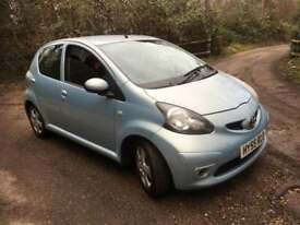 Toyota Aygo Sport 900 cc £20 Tax A Year Mot Semi Auto 70mpg Low Insurance