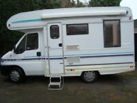 MOTORHOME WANTED FIAT / MERCEDES /PEUGEOT /FORD ETC DONT MIND IF IT NEEDS SOME TLC MOT OR NOT