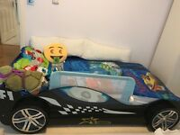 Car bed and mattress for sale £100