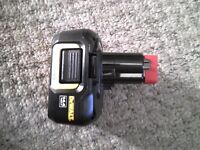 dewalt rechargeable battery for drill