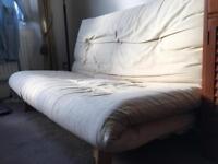Futon Sofa Bed - Argos Home Tosa 2 seater