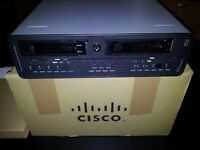 Cisco small business NSS2000 2 bay gigabit network storage system