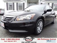 2012 Honda Accord EX W/ Sunroof $$134.98 BI WEEKLY!!!