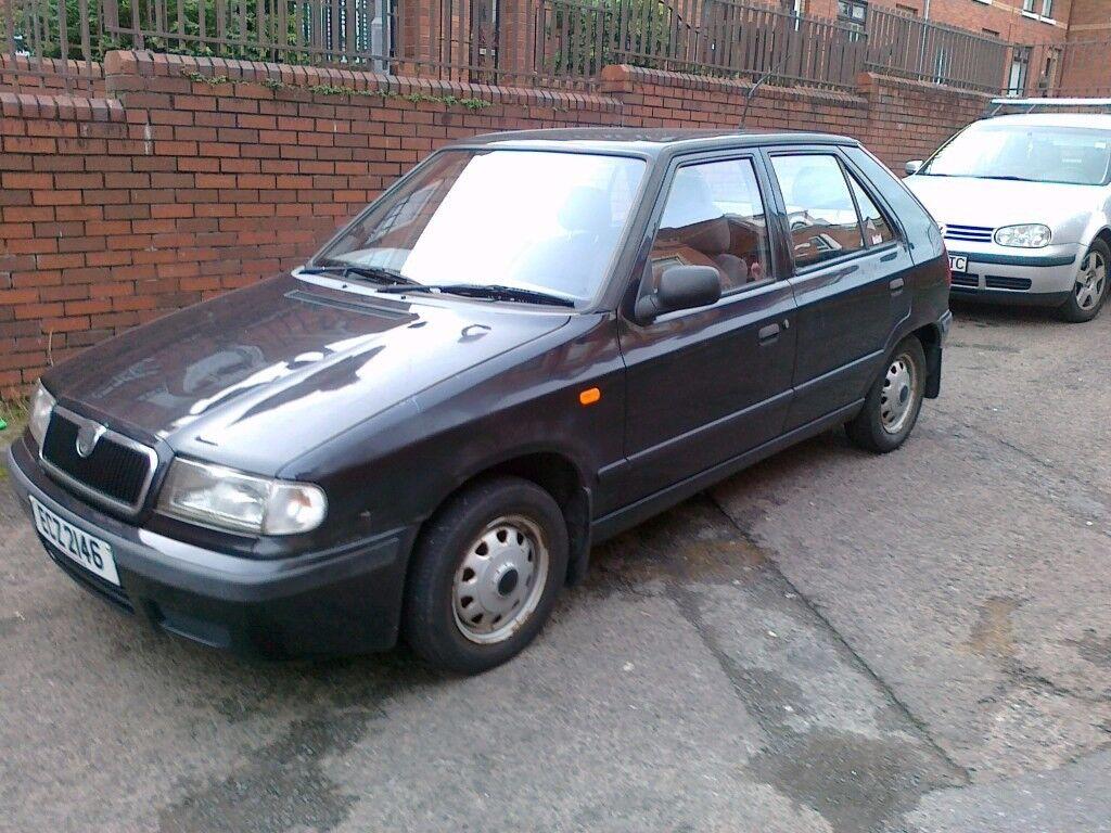 Škoda Felicia for parts