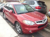 2007 Acura RDX All-wheel Drive City of Toronto Toronto (GTA) Preview