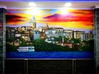Murali Artist for Graffiti ,Airbrush and Workshop